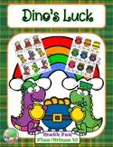 Dino's Luck ☘ Math Game (Plus & Minus 10)