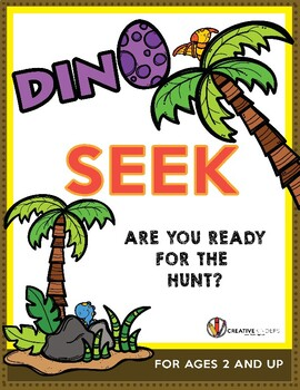 DinoSeek: A Counting and Ordinal Numbers Game