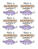 Dinorific Summer