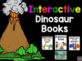 Dinosaurs Interactive Books (Adapted Books For Special Education & Autism)