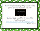 Dinosaur 1:1 Correspondence Clip Cards