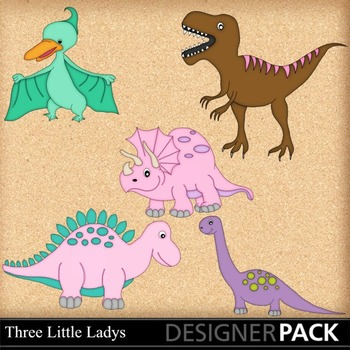 Dinosaur 1 clipart