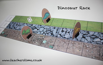 Dinosaur Resource Pack / Bundle Containing 20 Resources