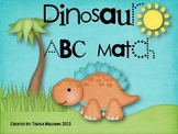 Dinosaur ABC Match