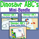 Dinosaur ABC Mini-BUNDLE