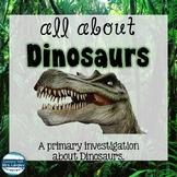 Dinosaur Activities for Kindergarten
