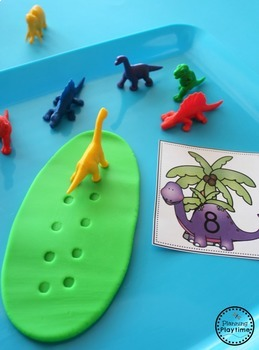 Dinosaur Activities for Preschool