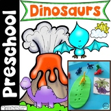 Dinosaur Activities for Preschool