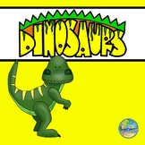 Dinosaur Activity Kit
