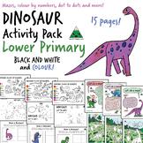 Dinosaur Activity Pack - Lower Primary