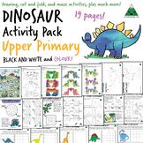Dinosaur Activity Pack - Upper Primary