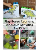 Dinosaur Activity Pack for Preschool and Kindergarten