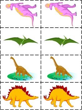 Dinosaur Activity Sheets