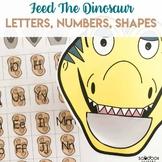 Dinosaur Activity for Preschoolers
