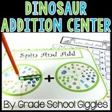 Dinosaur Addition Centers