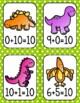 Dinosaur Addition Make 10 (True & False)