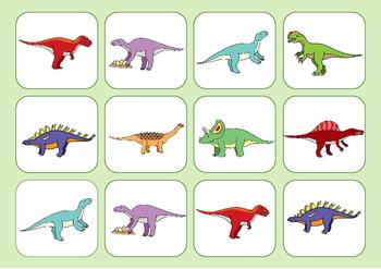 Dinosaur Adventure - sight word practice
