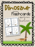 Dinosaur Alphabet Flashcards
