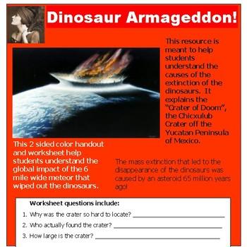 Dinosaur Armageddon