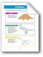 Dinosaur Art and Language Arts Activities
