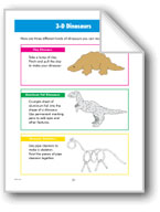 Dinosaur Art and Language Arts Activities