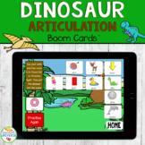 Dinosaur Articulation Boom Cards