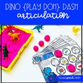 Dinosaur Articulation: NO PREP Speech and Language Therapy