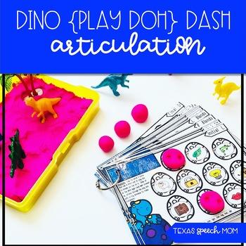Dinosaur Articulation: NO PREP Speech and Language Therapy