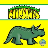 Dinosaur BINGO and More