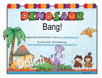 Dinosaur Bang! Dolch Version