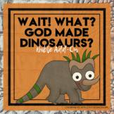 Dinosaur Bible Add-On Mini Unit Lessons