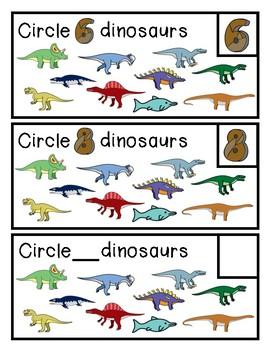 Dinosaur Binder Work