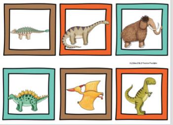 Dinosaur Bingo Dollar Deal