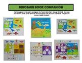 Dinosaur Book Companion, Speech and Language Therapy (Targ