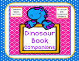 Dinosaur Book Companions: 30 Fiction and Nonfiction Response Sheets