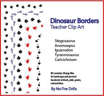 Dinosaur Border Bundle!