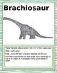 Dinosaur Bulletin Board