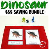 Dinosaur Bundle for Hands-on Activities