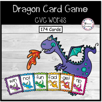 Dragon CVC Card Game