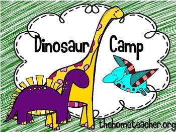 Dinosaur Camp: Dino Family Groups