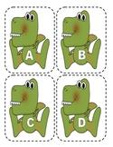 Dinosaur Capital Flashcards
