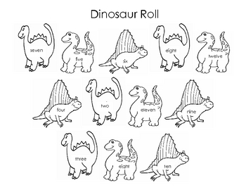 Dinosaur Center Activities