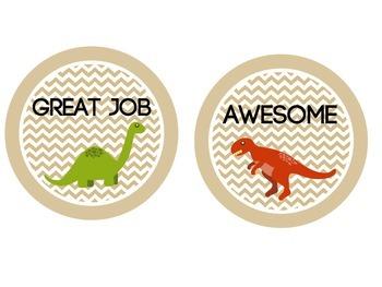 Dinosaur Classroom Decor Kit