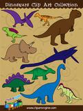 Dinosaur Clip Art Collection