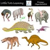 Dinosaur Clip Art BUNDLE - Commercial Use