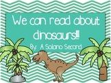 Dinosaur Close Read