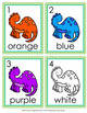 Dinosaur Colors Write the Room