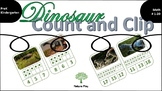 Dinosaur Count and Clip