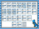 Dinosaur Counting Ten Frames 1 - 20 - Half Page Complete /