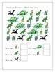 Dinosaur Counting worksheets